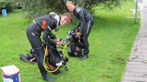 duikopleidingen open water diver