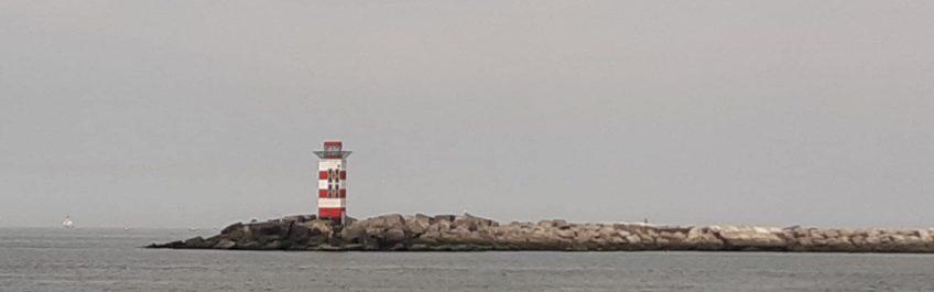 Noordzeeduik vanuit Haven IJmuiden
